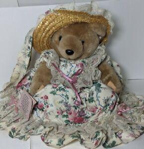 Bearly People Teddy Bear Vintage 1991