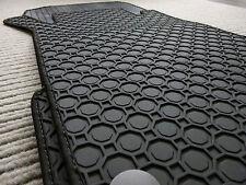 Original Lengenfelder Gummimatten für Ford Ranger + Gummi- Fußmatten SCHWARZ NEU