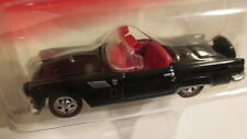 2002 Johnny Lightning Ford Thunderbird series 1956 T-BIRD black
