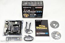 Gigabyte GA-F2A88XN-WIFI AMD Socket FM2+ Mini-ITX Motherboard - Complete in Box