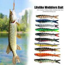 Multi Jointed Fishing Lures Swim bait Sinking Wobblers 2020 Hard Bait K1F5