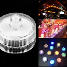 1 LED RGB Submersible Waterproof Wedding Floral Decoration Tea Vase light