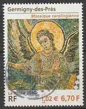 MosaÏque de Saint Germigny des près YT 3358 année 2000 oblitéré