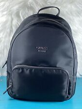 Guess Black Medium Backpack Edmund