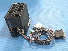 Used Siemens 6EP1-931-2EC01 DC-USV Modul 15 Power Supply with Cable Conn D2