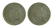 109) Napoli regno Ferdinando I (1816-1825) 120 grana Piastra 1818  TG