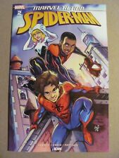 Marvel Action Spider-Man #2 Marvel IDW 2018 Series ALL AGES 9.6 Near Mint+