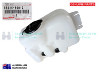 GENUINE Toyota LandCruiser 80 Series Windscreen Washer Bottle Tank With Rear