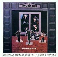 """JETHRO TULL """"BENEFIT"""" CD NEUWARE"""