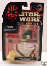 Hasbro Star Wars Episode I - Tattoine Accessory Set Action Figure