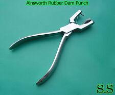 20 Ainsworth Rubber Dam Punch Dental Surgical Instrumen
