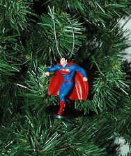 Superman Christmas Ornament