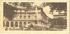 ROMA - FONTANA DELL'ESEDRA - MINI CARTOLINA BABY CARD 1920