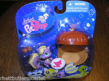 Littlest Pet Shop Hungriest Squirrel w/ Acorn #999 NIP