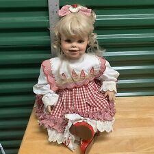 Virginia Turner Tanzy doll