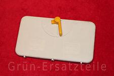 Original Cover 2817863 Miele Tumble Dryer Heat Exchanger Lid Closure Flap