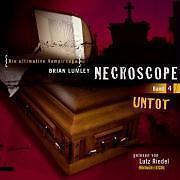 Lumley, Brian - Necroscope - Folge 4: Untot.  gekürzte Lesung - CD