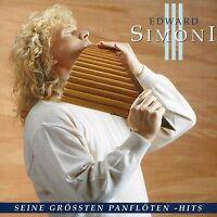 Edward Simoni Seine grössten Panflöten-Hits (1995) [CD]