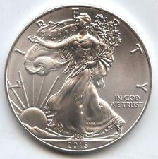 2015 American Eagle 1 oz Fine Silver Dollar - US Mint - One Ounce - BA828