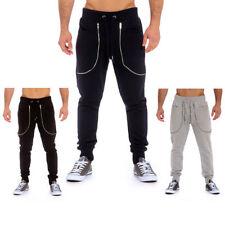 Pantaloni da uomo neri Skinny