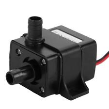Ultra Quiet DC 12V 3m 4L/Min Brushless Motor Submersible Pool Water Pump Mini