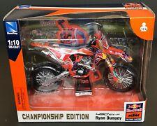 NewRay Red Bull KTM 450 SX-F Ryan Dungey #1 Dirt Bike 1:10