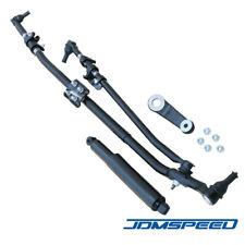 New Upgrade Steering Linkage Drag Link Tie Rod Kit For Dodge Ram 1500 2500 3500