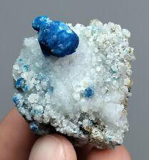 50 GM Sodalite Crystal on Matrix From Badakhshan Afghanistan