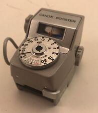 Vintage Canon Booster F Viewfinder For FT & Pelix 35MM Film SLR Cameras