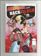 Bomb Queen versus Hack / Slash Comic Book #1, Image 2011