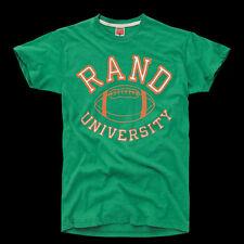 "Homage ""Rand University"" Marshall Thundering Herd Randy Moss t-shirt (size: L)"