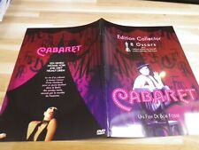 BOB FOSSE & LIZA MINNELLI - Plan média / Press kit !!! CABARET !!!