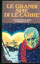 LE CARRE' JOHN LE GRANDI SPIE LONGANESI 1975 IL MEGLIO 34 SPIONAGGIO THRILLER