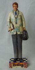 Jim Shore Heartwood Creek Healing Doctor Figurine Decorative Collectible