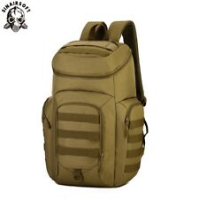 40L Backpack Tactical Military Army Bags Outdoor Hiking Camping Luggage Rucksack
