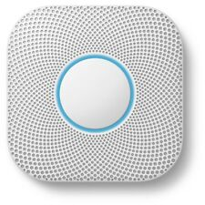 Nest 2nd Gen Protect Battery Smoke and Carbon Monoxide Alarm Detector