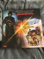 James Brown Slaughters Big Rip-Off Soundtrack Vinyl LP (New 2019reissue)
