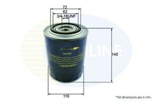 Comline Engine Oil Filter EOF056  - BRAND NEW - GENUINE