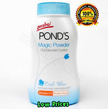 POND'S Magic Powder Cool Blue Oil Blemish Control UV Protection 50 Grams Low Pcs