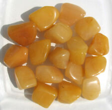 Aventurin gelb, 150 g. Trommelsteine 20-30 mm (Tr554)