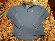Nike Men Thermal Jacket 1//4 Zip Dri-Fit 852330 Blue Size L