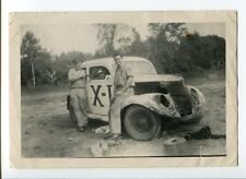 "Modified Stock Car Photo #X-1 Mt. Clemens Speedway 3.5""x5"""