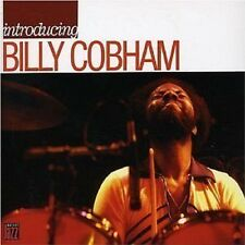 Billy Cobham Introducing CD NEW SEALED 2006 Jazz