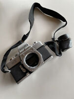 Camera MINOLTA SRT super, SLR Camera, 35mm USED for Parts