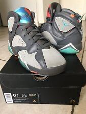 Nike Air Jordan 7 Vii Retro Barcelona Grade School 304774-016 Size 6.5Y Boys