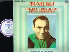 Mono Easy Listening LP Records