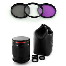 Albinar 500mm Mirror Lens,Filter kit for Canon Rebel EOS T4i T3i T2i T1i XTi T5i
