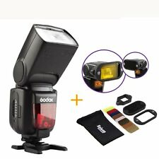 Godox TT600 2.4G HSS Wireless Flash Speedlite Magnetic Flash Kit For Canon Nikon