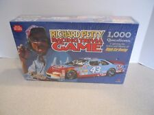 1998 Richard Petty Racing Trivia Board Game STP Stock Car History #43 New Sealed