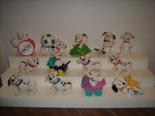 13 Disney 101 Dalmatians Figurines Cake Toppers PVC w/ Moving Parts- Turtle